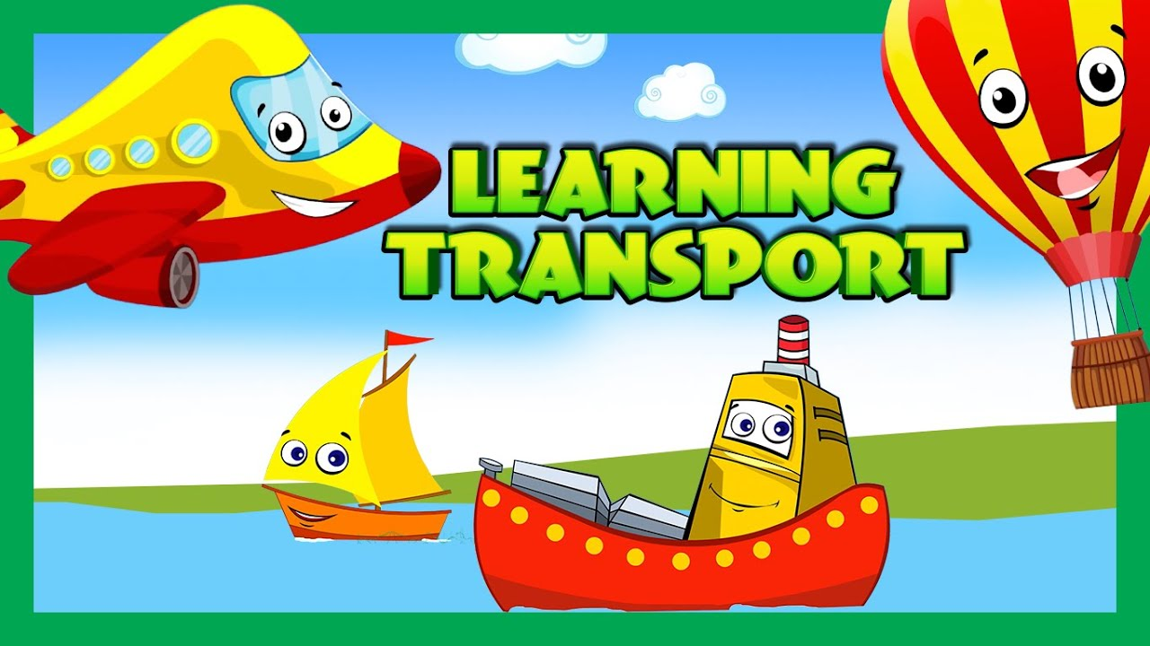 Transports Lesson | Science Games for Kids | Educational ...