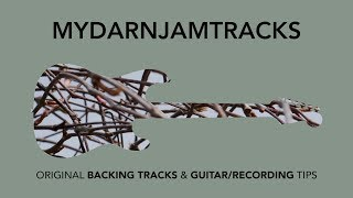 Mellow Acoustic Backing Track Jam in E