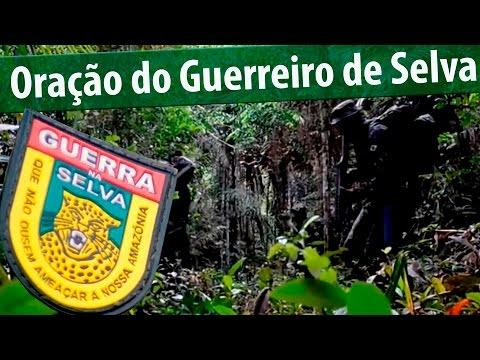 Oração do Guerreiro da Selva - Exército Brasileiro - LETRAS.MUS.BR 14412179747