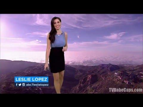Leslie Lopez  ABC7 Los Angeles HD 02132016
