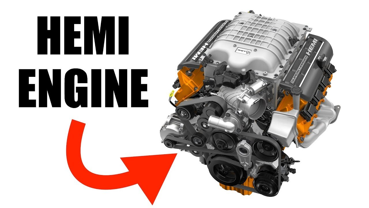 what is a hemi engine  [ 1280 x 720 Pixel ]