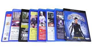 Пополнение коллекции #57: 4K Ultra HD Blu-ray, Blu-ray фильмы