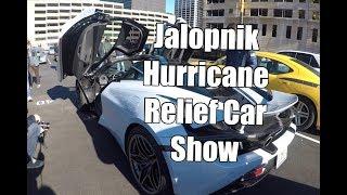 Vlog 10: Jalopnik Hurricane Relief Car Show In Newark NJ November 26, 2017