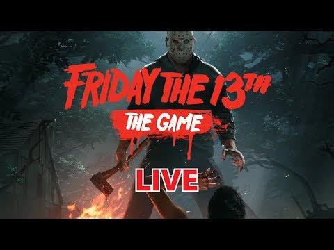 MARI KITA MASUK DUNIA MALAM LAGI !!! - Friday the 13th : The Game [Indonesia] - LIVE