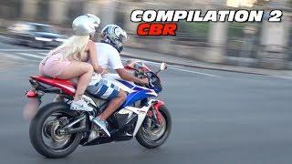 CBR1000RR, CBR600RR COMPILATION #02