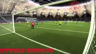 GamePlay Fifa 15 Tournament Al Nassr vs Al Hilal away Full Match #GameNetworkPS 2017 Video