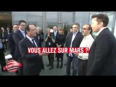 L'anglais de François Hollande
