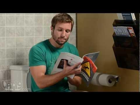 Poo-Pourri and Trap-a-Crap eliminate bathroom odors