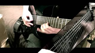EPIC DEATH METAL SHRED GUITAR