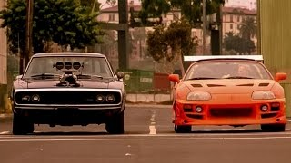 Top 10 Most Excİting Movie Car Chases - TOP 10 CLIPZ