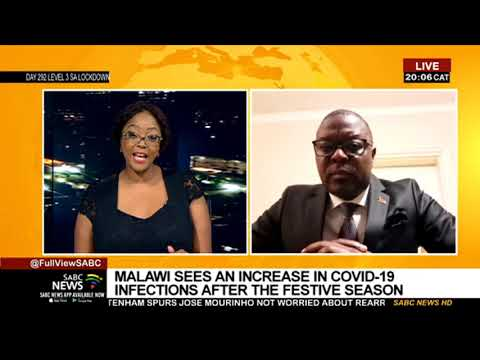 Malawi mourns passing of two ministers due to COVID-19: Mini