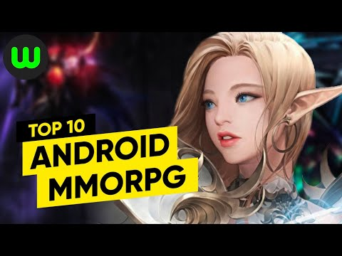 Top 10 Android MMORPGs | Free-to-play MMOs | Whatoplay