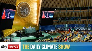 UN meeting: Are we at a turning point ahead of COP26?