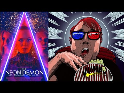 The Neon Demon Movie Review|| Stylized and Divisive?
