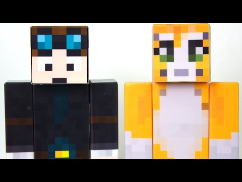 Minecraft Stampylongnose, DanTDM Action Figures and More - Cool!