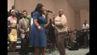 Love and Faith Mass Choir- God Said Said It, I believe it