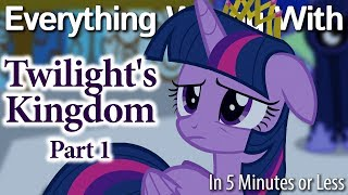 Download Video (Parody) Everything Wrong With Twilight's Kingdom #1 in 5 Minutes or Less MP3 3GP MP4