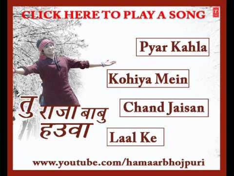 Superhit Bhojpuri Album | Tu Raja Babu Hauwa | [Singer.Alok Pandey] Jukebox 2