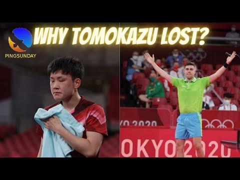 Download Why Tomokazu Harimoto lost in Tokyo Olympics?