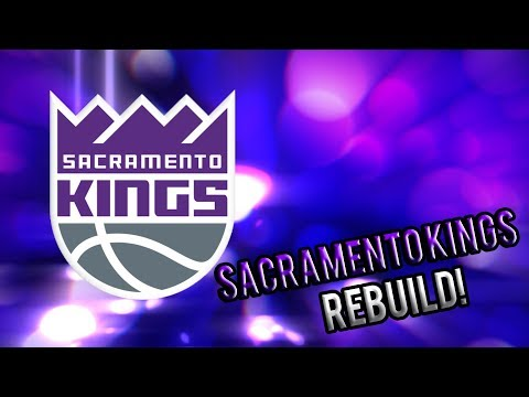 2 ELITE FREE AGENT SIGNINGS! SACRAMENTO KINGS REBUILD! NBA 2K18!