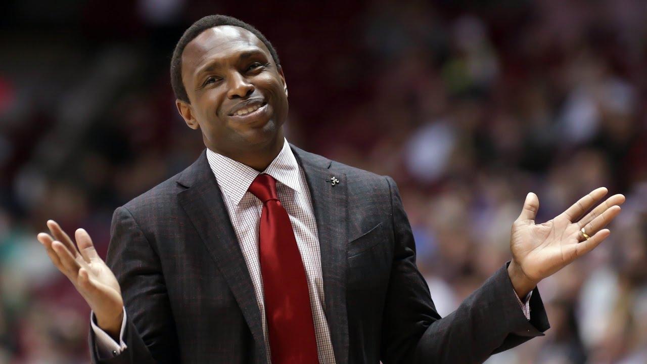 Alabama Basketball Coach Avery Johnson talks victory over Ole Miss