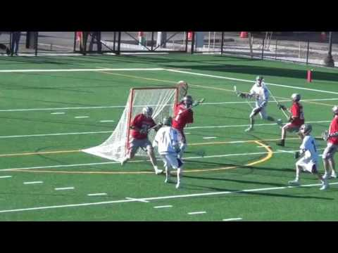 Ty Collins 2017 LSM/D Junior Year Highlights - Wakefield Memorial High School #22