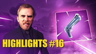 The Manliest Gun Of Them All (Fortnite Highlights #16 feat. The Deagle)