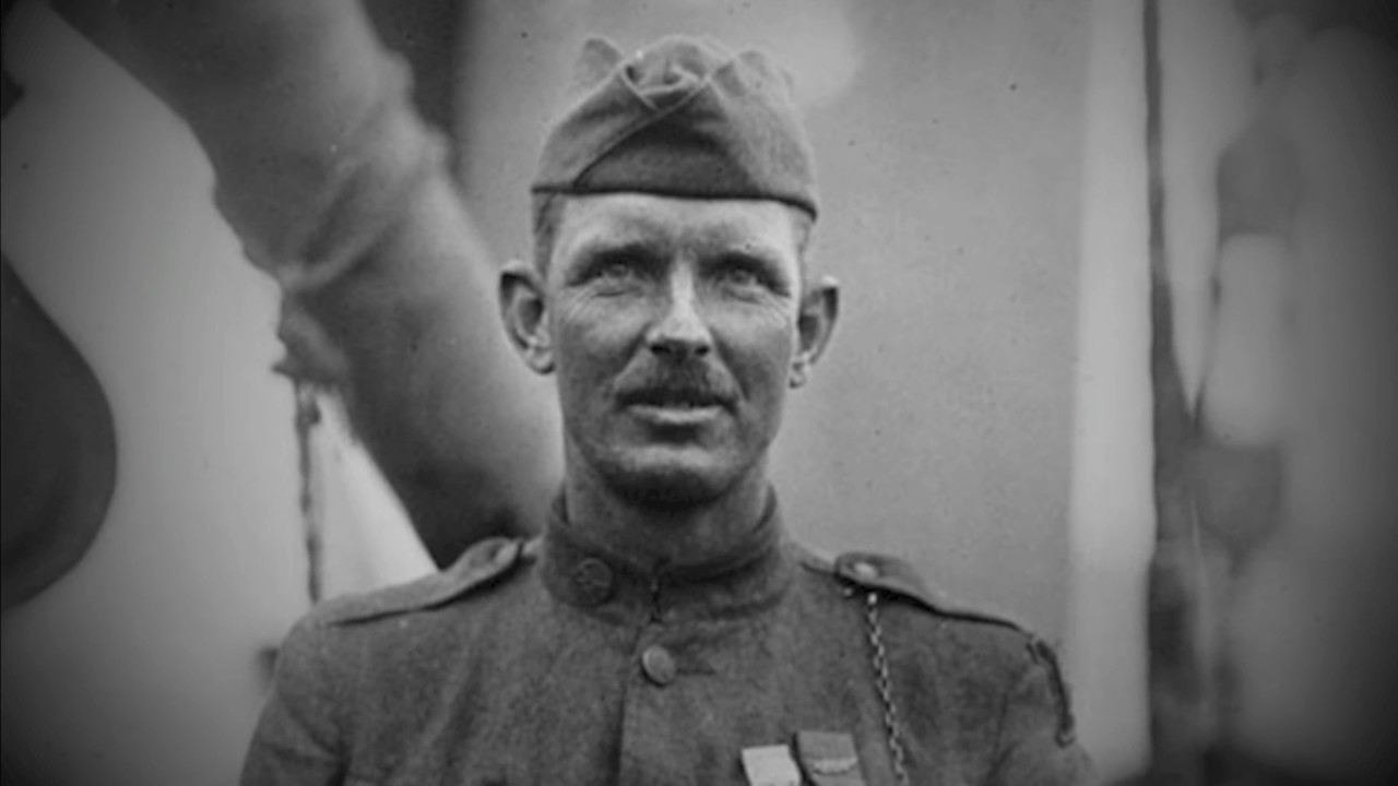 alvin york Alvin york captured 132 german soldiers nearly single handed during the meuse-argonne offensiveclick here to read his remarkable story.