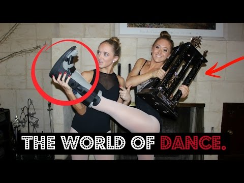 Thumbnail: ONLY GYMNAST/ DANCERS WOULD UNDERSTAND THESE THINGS.