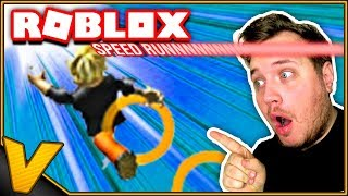 The FASTEST?! :: Speed Run 4 Roblox