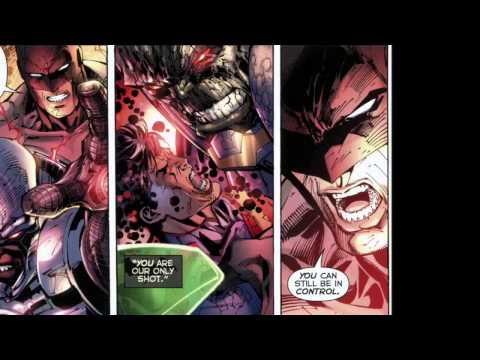 Justice League War Preview