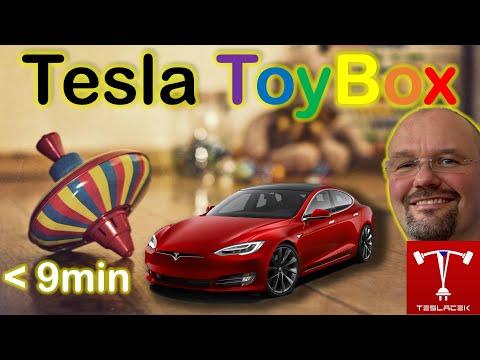 #186 Tesla Toybox | Teslacek