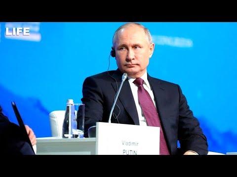 Путин — об обмене заключёнными между Россией и Украиной