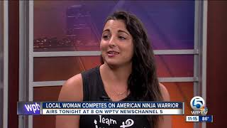 Palm Beach County woman competes on NBC's 'American Ninja ...