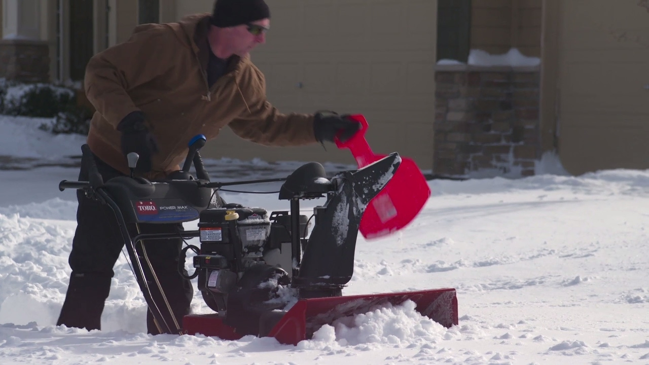 Snow Er How To Videos Maintenance Safety Checklists