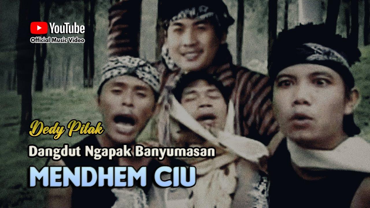 Download Dedy Pitak - MABOK CIU Lagu Ngapak Banyumasan Kendang Rampak ©dpstudioprod [Official Music Video]
