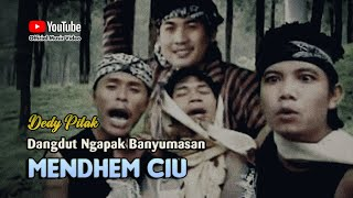 Dedy Pitak ~ MABOK CIU [Official Music Video] Lagu Ngapak Banyumasan @dpstudioprod