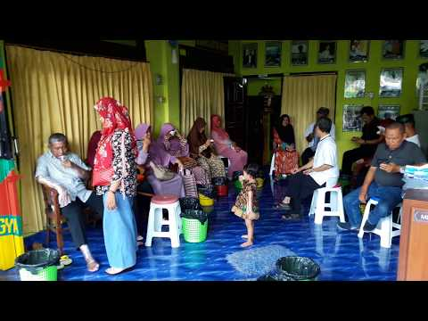 Suasana Griya Pusat Pengobatan Segala Macam Penyakit Therapy Banyu Urip Indonesia ( 10/12/2018 )