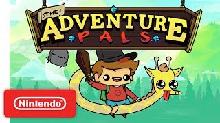 Inspired by classic platformers and cartoons alike, The Adventure Pals combines hilarious characters with rip-roaring platforming and combat. Level up to learn ...