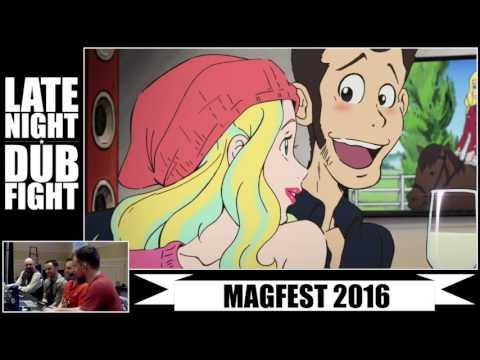 LNDF Magfest 2016 - Lupin III 2015