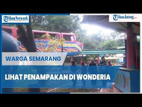 Kisah Warga Semarang Lihat Penampakan Di Wonderia