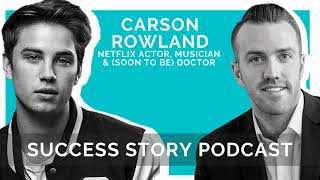 Carson Rowland, Actor & Musician   Navigating Success, Family, Culture & Life   SSP Interview