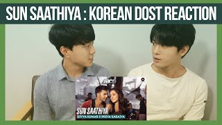 Baixar Sun Saathiya Reaction by Korean Dost | Varun Dhawan , Shraddha Kapoor | Bollywood Reaction |