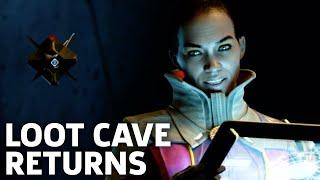 Destiny 2 Has A Brand New Loot Cave