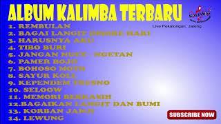 Gambar cover ALBUM KALIMBA MUSIC REMBULAN_BAGAI LANGIT DI SORE HARI TERBARU 2019