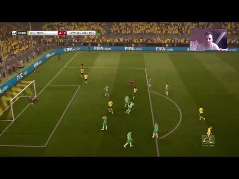 Bundesliga-2016-2017 Dortmund - Bremen 34.nap (4-0) (3+)