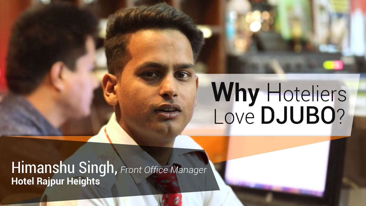 Hotel Rajpur Heights- Why do Independent Hotels Love DJUBO Hotel Sales Management Solution