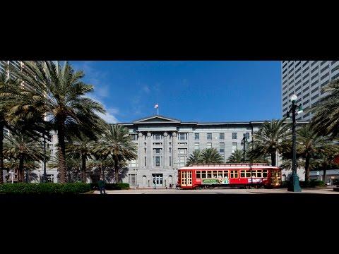 Restoring a Treasure: U.S. Custom House, New Orleans, Louisiana