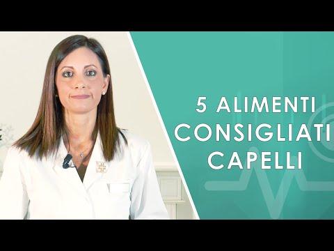 Caduta Capelli. 5 alimenti amici dei Capelli e utili per contrastarne la Caduta
