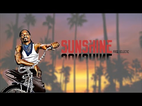 Nate Dogg X Snoop | West Coast G Funk Type Beat 2018 | 'Sunshine' | [Prod. Eclectic] *SOLD*